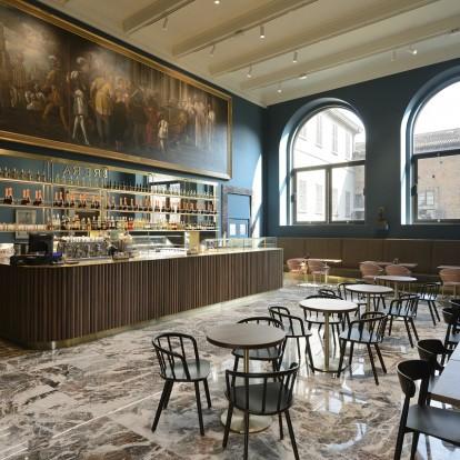 Η Πινακοθήκη του Μιλάνου απέκτησε το δικό της café και είναι υπέροχο
