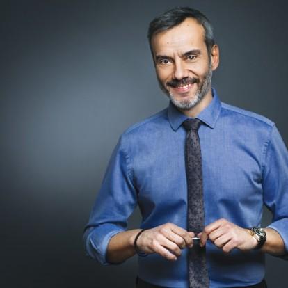 Κωνσταντίνος Ζέρβας: Συνέντευξη με τον υποψήφιο δήμαρχο Θεσσαλονίκης