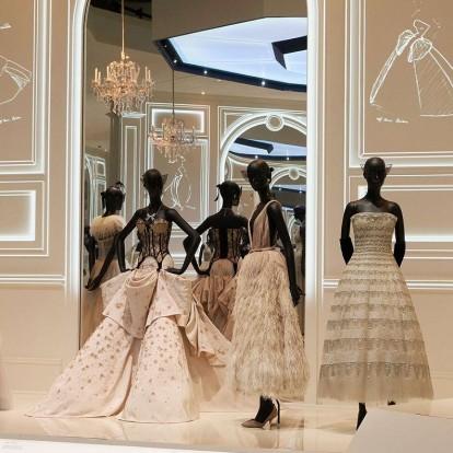 Ξεκίνησε η μοναδική έκθεση για τον Christian Dior στο Victoria & Albert