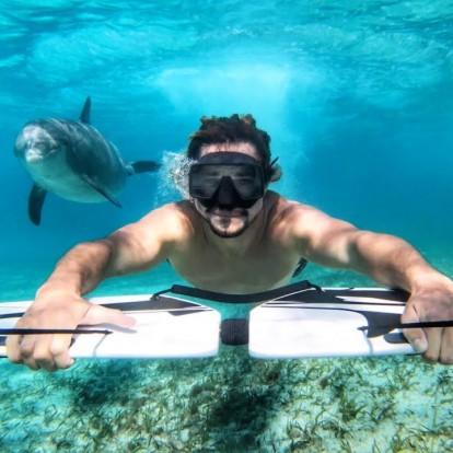 Φιλόδοξοι φωτογράφοι καταγράφουν στον φακό τους τολμηρές περιπέτειες