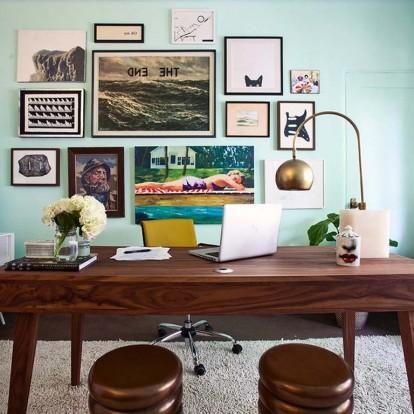 Δουλειά στο σπίτι: 6 tips για να δημιουργήσετε ένα περιβάλλον γραφείου