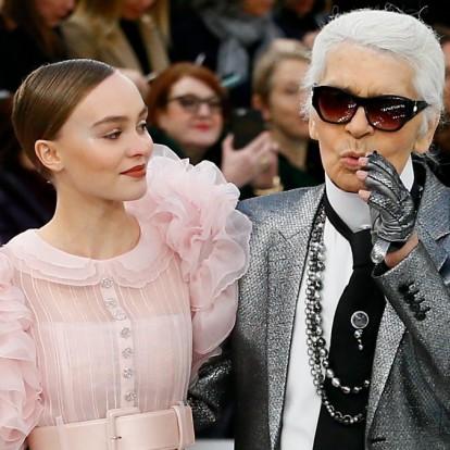 Οι μούσες που λάτρεψε ο Karl Lagerfeld και διαμόρφωσαν την πορεία του