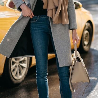 Over 40: Τα λάθη που πρέπει να αποφεύγετε όταν φοράτε skinny jeans