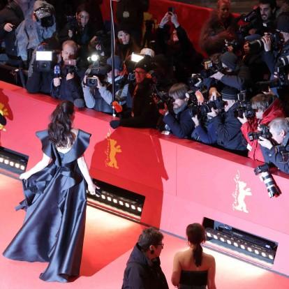 Λαμπερές παρουσίες στα βραβεία της Berlinale 2019