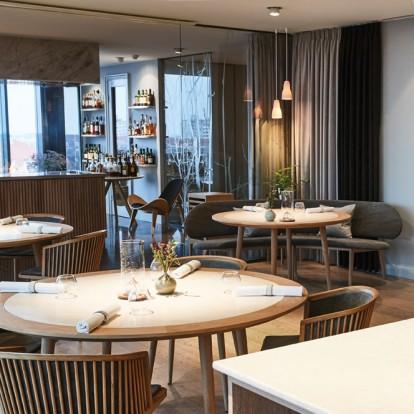 Επισκεφτήκαμε το βραβευμένο με τρία Michelin εστιατόριο Geranium στην Κοπεγχάγη