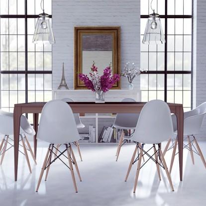 Μια ματιά στα dining rooms των αγαπημένων μας celebrities -part 2