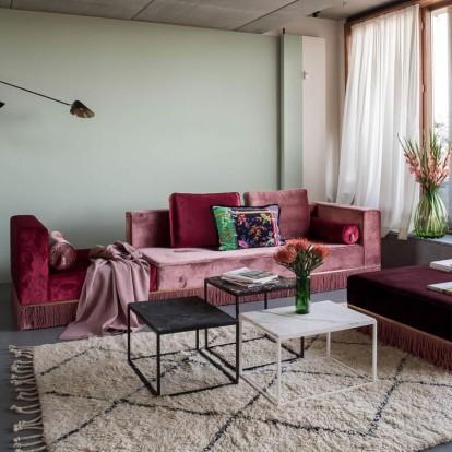 Ένα γοητευτικό διαμέρισμα στο Βερολίνο με χρώμα και bohemian αισθητική