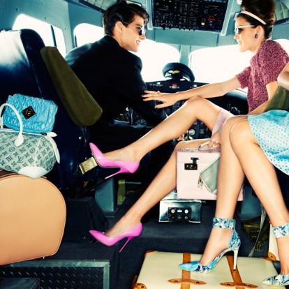 10 πράγματα που δεν πρέπει να κάνετε ποτέ σ'ένα αεροπλάνο