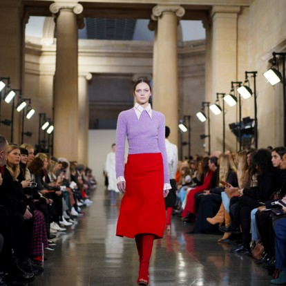 London Fashion Weekend: 5 απίθανα shows που ξεχωρίσαμε μέχρι στιγμής