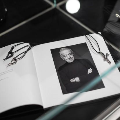 Το i-D Concept Store στο Κολωνάκι φιλοξένησε το pop up του designer Minas
