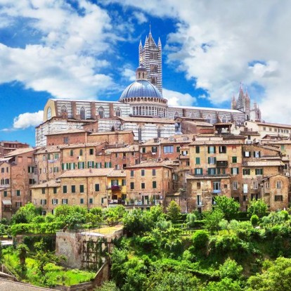 Ταξίδι στη Σιένα: Weekend στην πόλη που γοητεύει από την πρώτη βόλτα