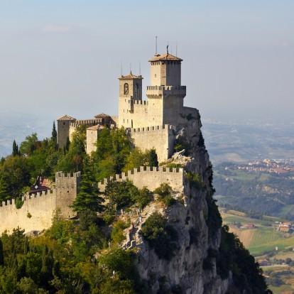 Άγιος Μαρίνος: Ένα ονειρικό ταξίδι σε μια πόλη-κράτος καταμεσής της Ιταλίας