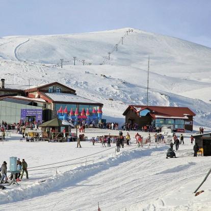 Στο Καϊμακτσαλάν το χιόνι καλά κρατεί: Οι λόγοι για να το επισκεφτείτε άμεσα