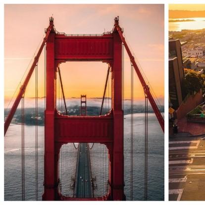 Ανακαλύψτε το μαγευτικό Σαν Φρανσίσκο μέσα από φωτογραφίες που θα σας ταξιδέψουν