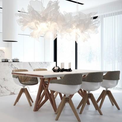 White Dream: Υιοθετήστε το λευκό στο χώρο σας