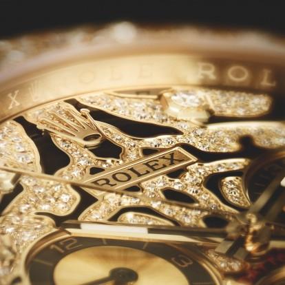 Υψηλή αίσθηση πολυτέλειας στα νέα ρολόγια του οίκου Rolex