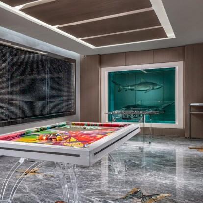 Η σουίτα που σχεδίασε ο Damien Hirst για το Palms Casino Resort στο Las Vegas