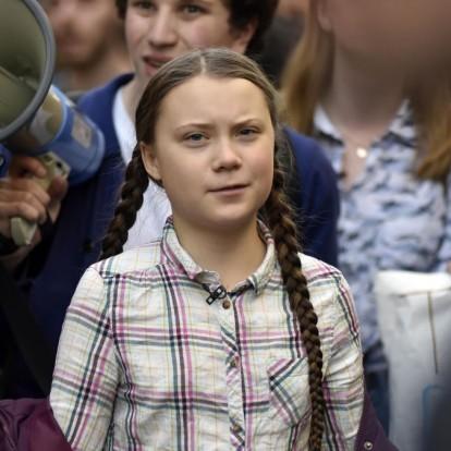 Αυτή είναι η 16χρονη υποψήφια για Νόμπελ Ειρήνης