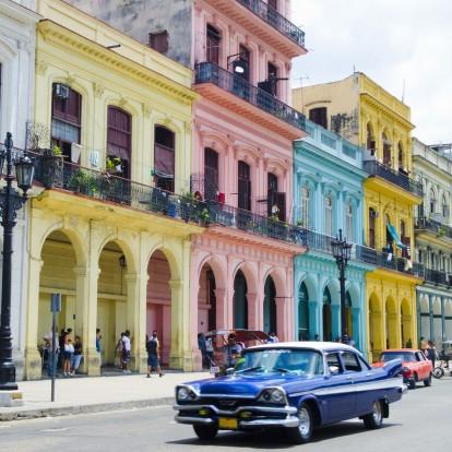 Ανακαλύψτε τα 10 πιο χρωματιστά μέρη στον κόσμο