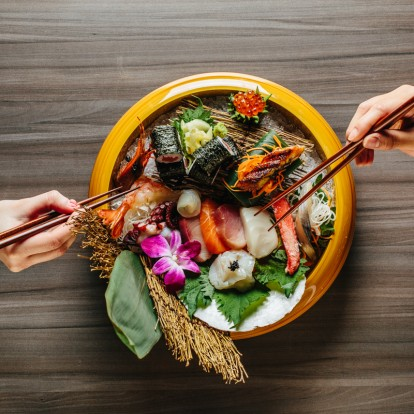 Τα sushi spots στη Θεσσαλονίκη που υμνούν την ασιατική κουζίνα