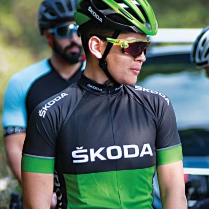 Ο ποδηλάτης Νίκος Παπαγγελής μιλά για τη δύναμη της ταχύτητας