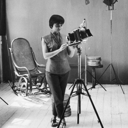 Η Ελληνογαλλίδα σκηνοθέτης Agnès Varda παραμένει πιο σύγχρονη από ποτέ
