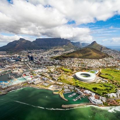 Το Δυτικό Ακρωτήρι της Νότιας Αφρικής είναι παράδεισος αισθητικής