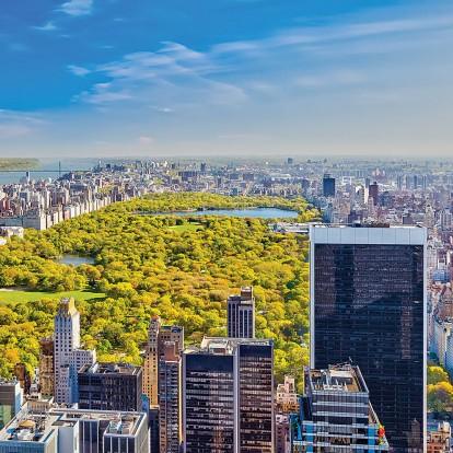 Νέα Υόρκη: Εδώ κανείς βιώνει ατόφιες και τις τέσσερις εποχές