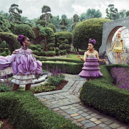 Guo Pei: Couture Beyond. Ένα ταξίδι στην επαναστατική υψηλή ραπτική