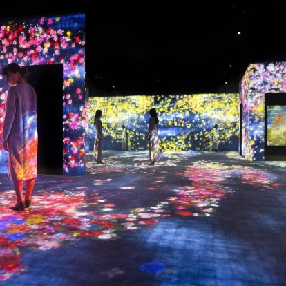 Η τεχνολογία αλλάζει τον τρόπο που βιώνουμε την τέχνη;