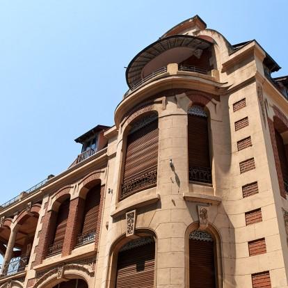 Διατηρητέα κτίρια της Θεσσαλονίκης στεγάζουν τα πιο όμορφα στέκια
