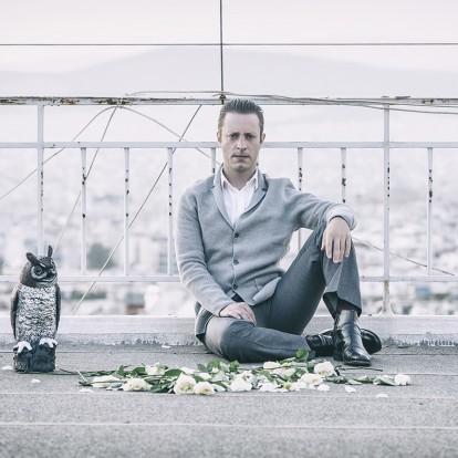 Ο Θεσσαλονικιός Μιχάλης Συριόπουλος μιλά για τη διάκρισή του με το βραβείο Χορν