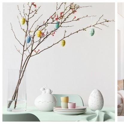 Easter guide: Ανακαλύψτε τις πιο όμορφες και hot ιδέες για τις πασχαλινές σας αγορές