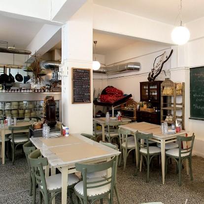 Παραδοσιακά εστιατόρια στη Θεσσαλονίκη που θυμίζουν άλλη εποχή