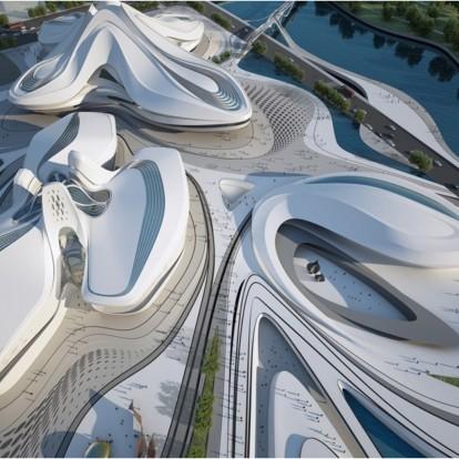 10 υπέροχα κτίρια που σχεδίασε η Zaha Hadid και αξίζει να ανακαλύψετε