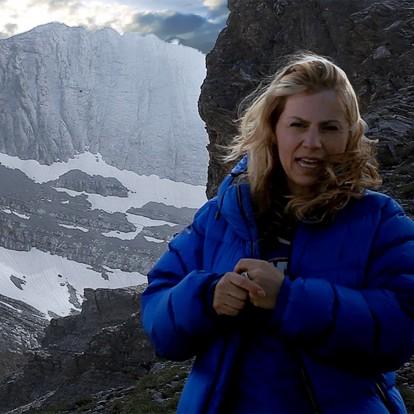 Αθηνά Κρικέλη: Γιατί δημιούργησε τη σειρά ντοκιμαντέρ για τον Όλυμπο