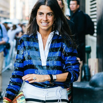 Leandra Medine: Breaking the rules