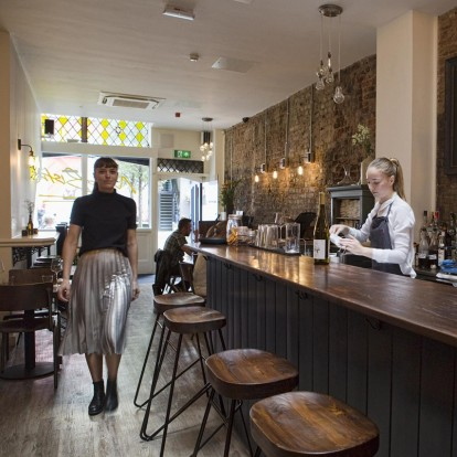 Neo Bistro: Το καινούργιο στέκι για foodies στο Λονδίνο