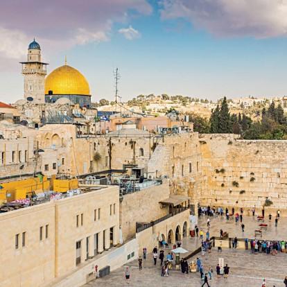 The Holy City: Ένα σαββατοκύριακο στη μαγική πόλη της Ιερουσαλήμ θα σας κάνει να νιώσετε πρωτόγνωρα συναισθήματα