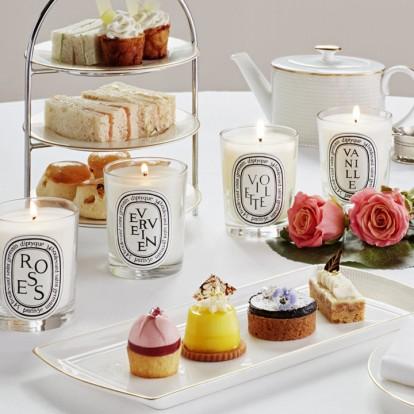 Λονδρέζικο τσάι με γαλλικό άρωμα στο Hotel Café Royal London