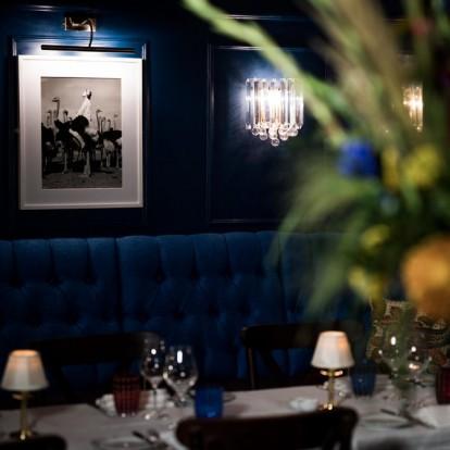 Ένα extravagant φιλανθρωπικό δείπνο στο Albert's Club του Λονδίνου
