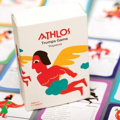 My Greek Games: Επιτραπέζια παιχνίδια με θεούς και ήρωες