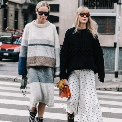 Πως θα φορέσετε το sweater weather