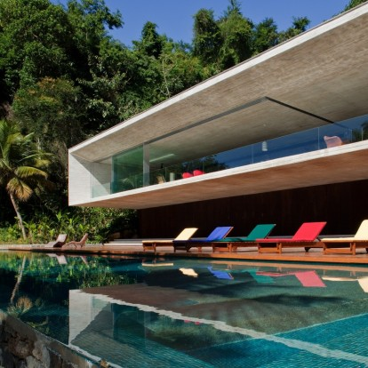 The Ultimate Summer Luxury: Το Paraty house στη Βραζιλία είναι ο απόλυτος καλοκαιρινός παράδεισος