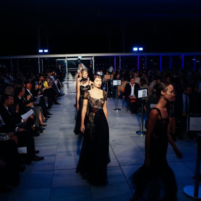 Hautes Grecians: Το πρώτο fashion show Υψηλής Ραπτικής στην Ελλάδα