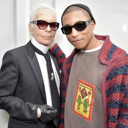 Chanel sneakers με την υπογραφή του Pharrell Williams