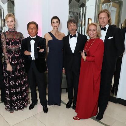 O Valentino βραβεύεται στην Αμερική με το Golden Plate Award
