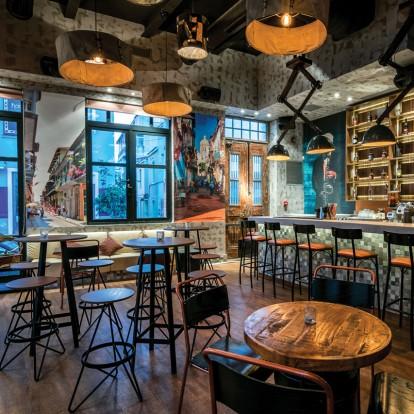 Δύο αθηναϊκά bars ανάμεσα στα καλύτερα του κόσμου