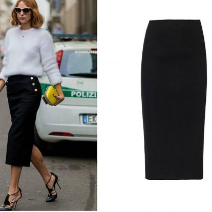 One piece – Three ways: Pencil Skirt