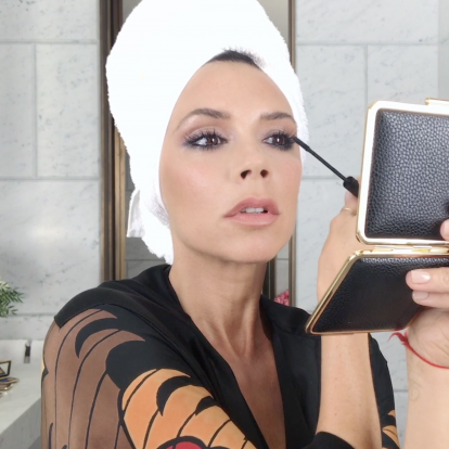 H beauty routine της Victoria Beckham